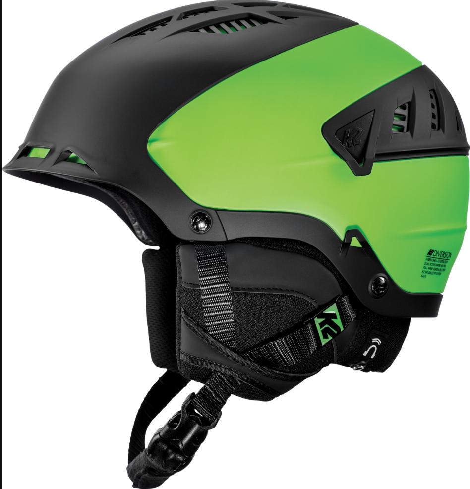 スキーヘルメット k2のDiversion