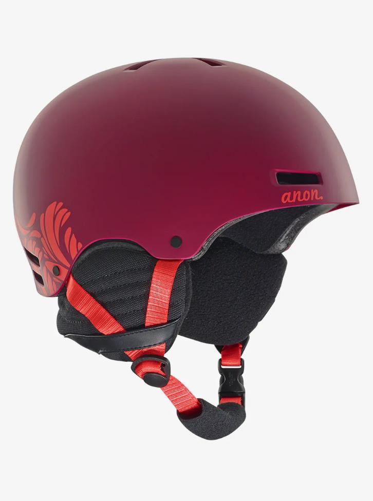 Burtonのレディースヘルメット Women's Anon Greta Helmet