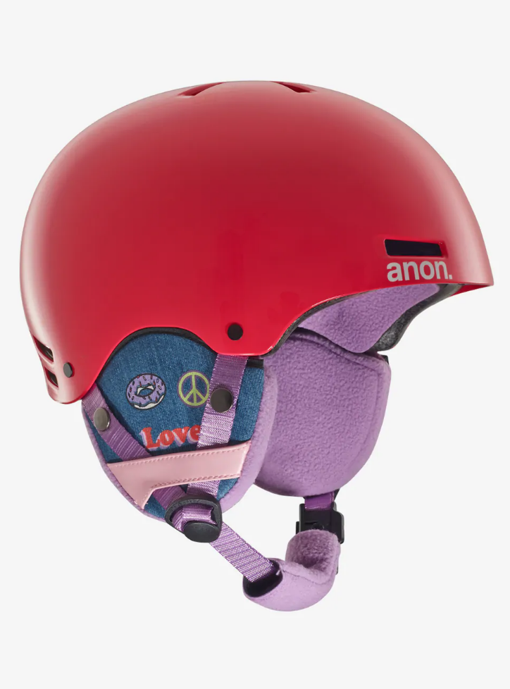 BurtonのKids' Anon Rime Helmet