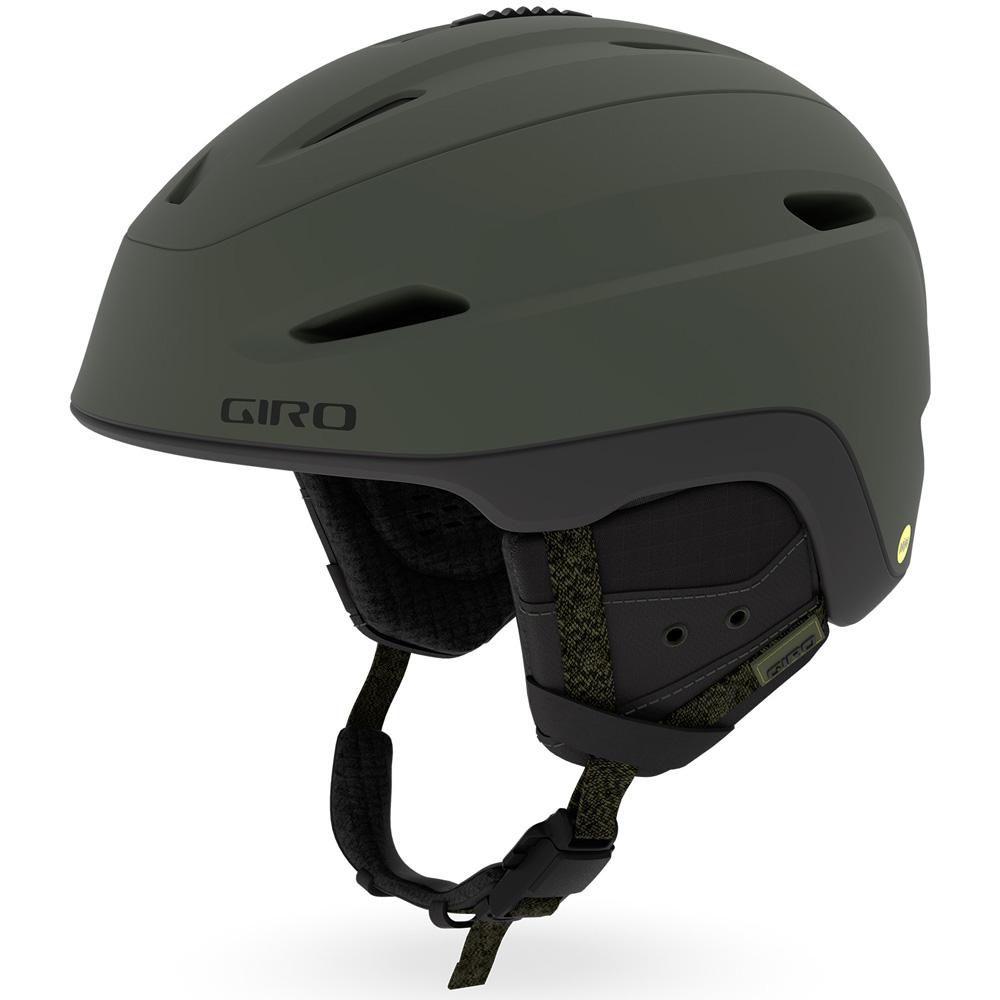 スキーヘルメット GIROのZONE mips