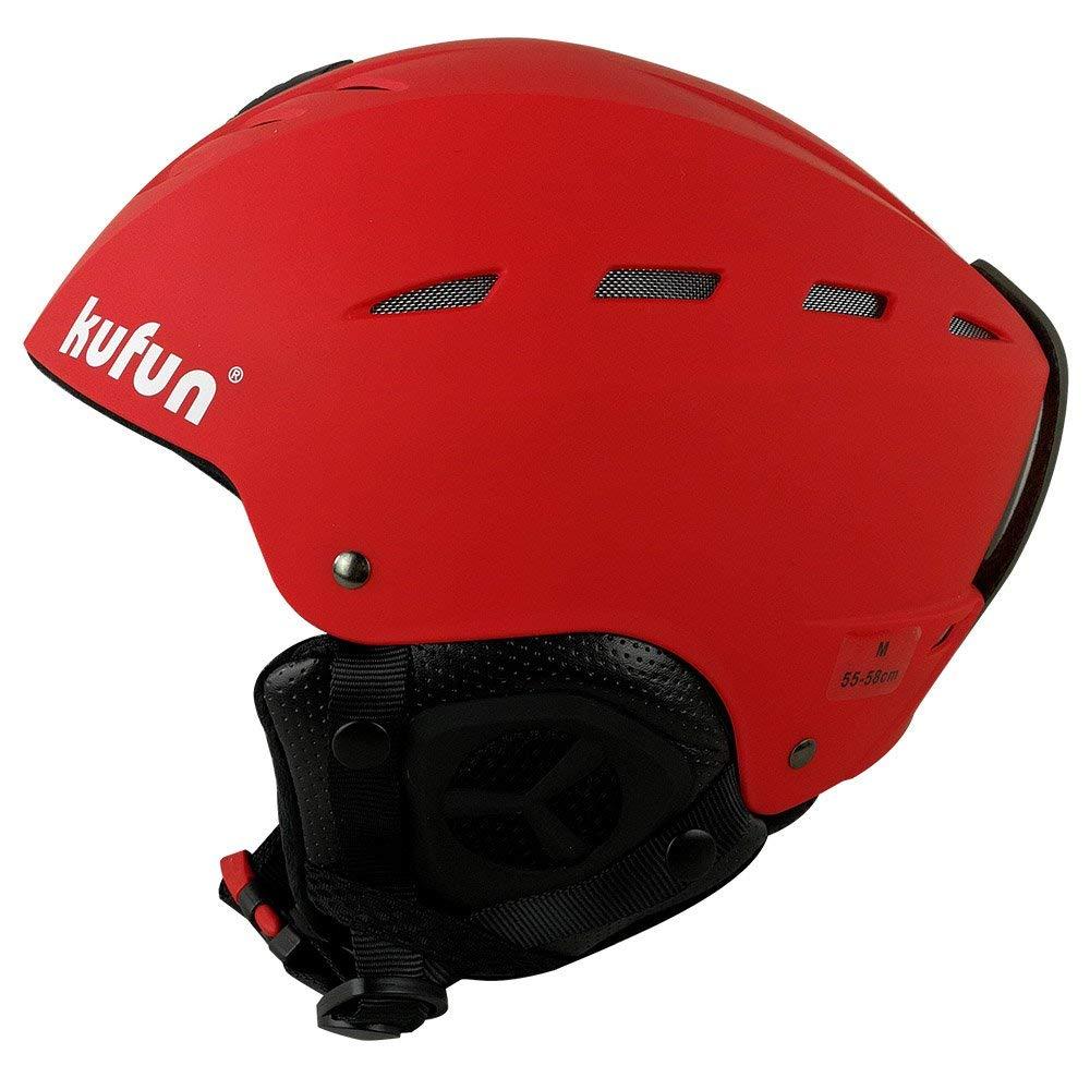 KUFUNのキッズ用スキーヘルメット
