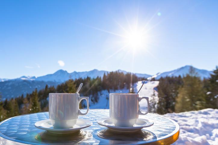コーヒーカップの画像