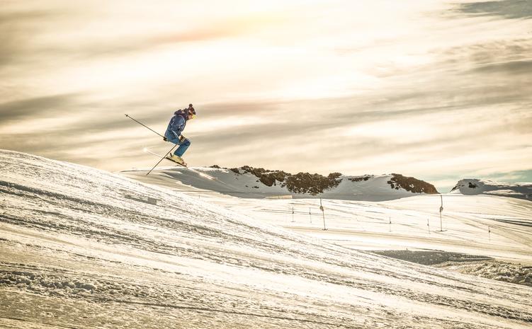 スキー場のイメージ画像