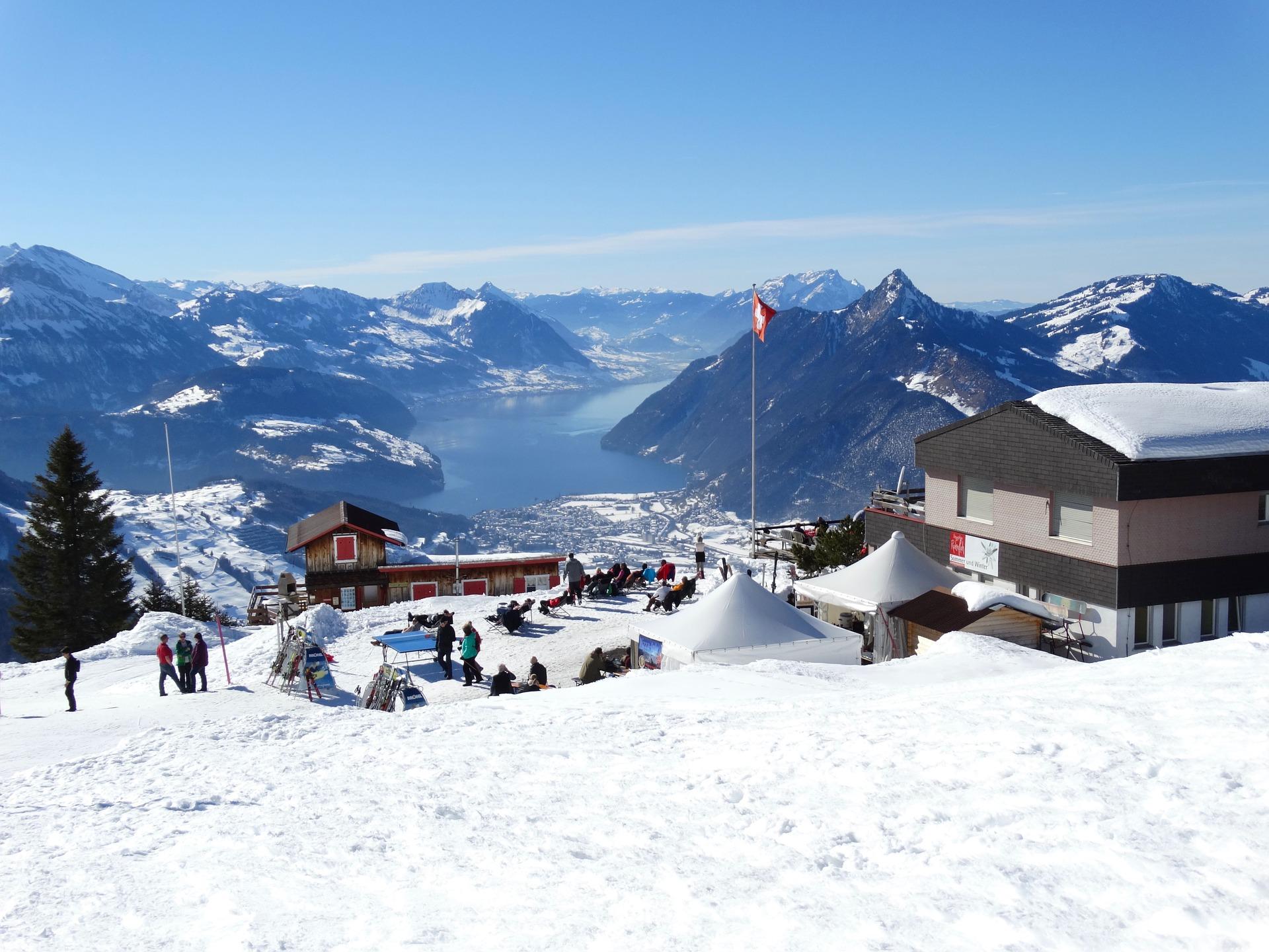 スキー場宿泊施設