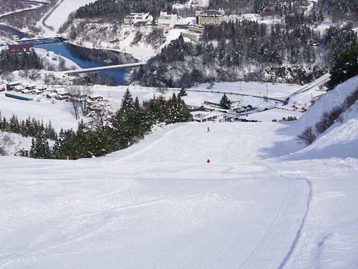 胎内 スキー 場