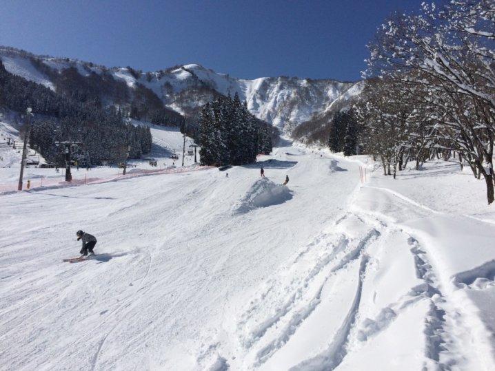 スノー リゾート 天気 神立