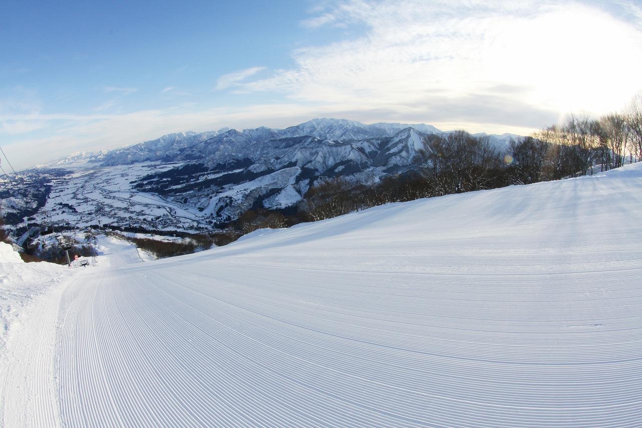 丸山 スキー 場 石打