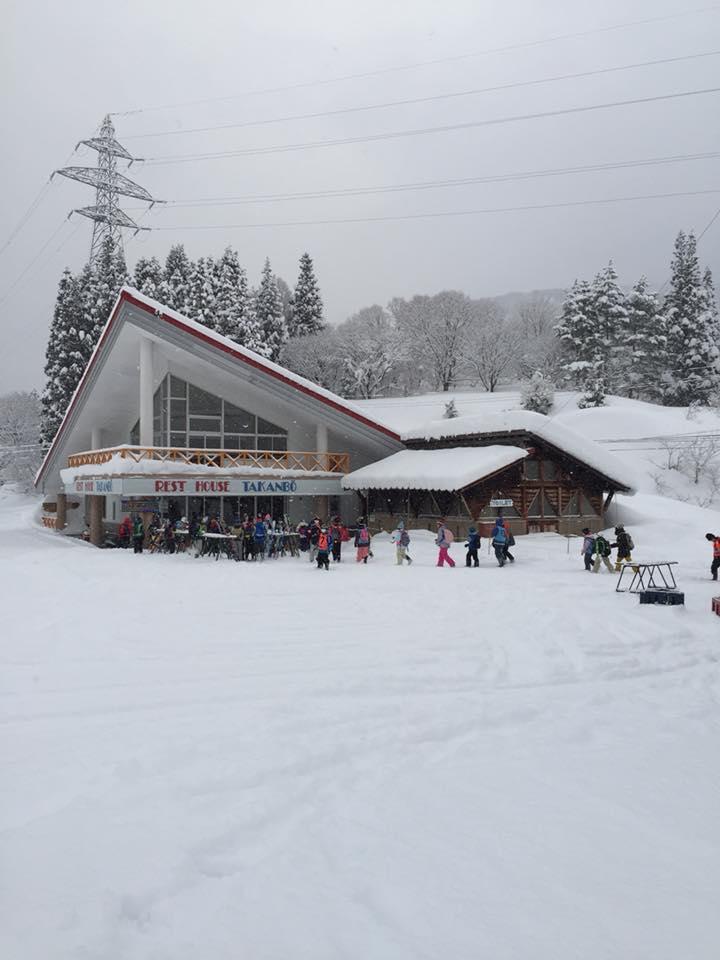 ボー 場 タカン スキー