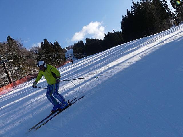 場 鷲ヶ岳 レンタル スキー