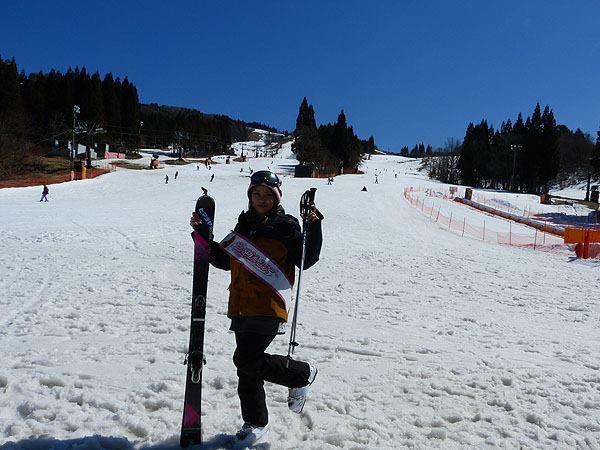 スキー レンタル 鷲ヶ岳 場