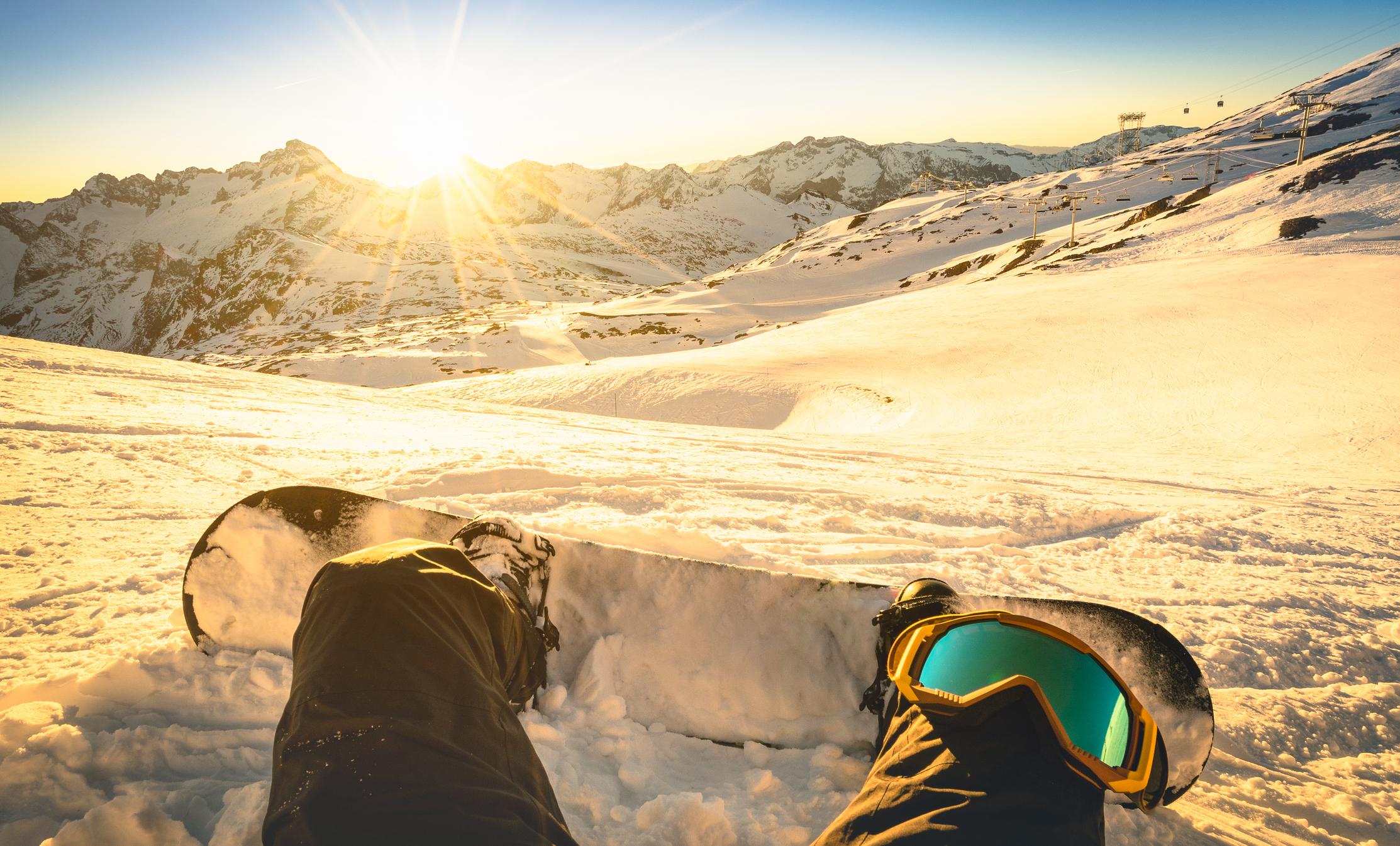 場 泉ヶ岳 スキー