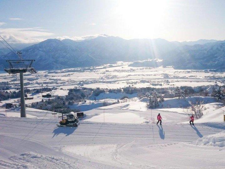 場 上越 天気 スキー 国際