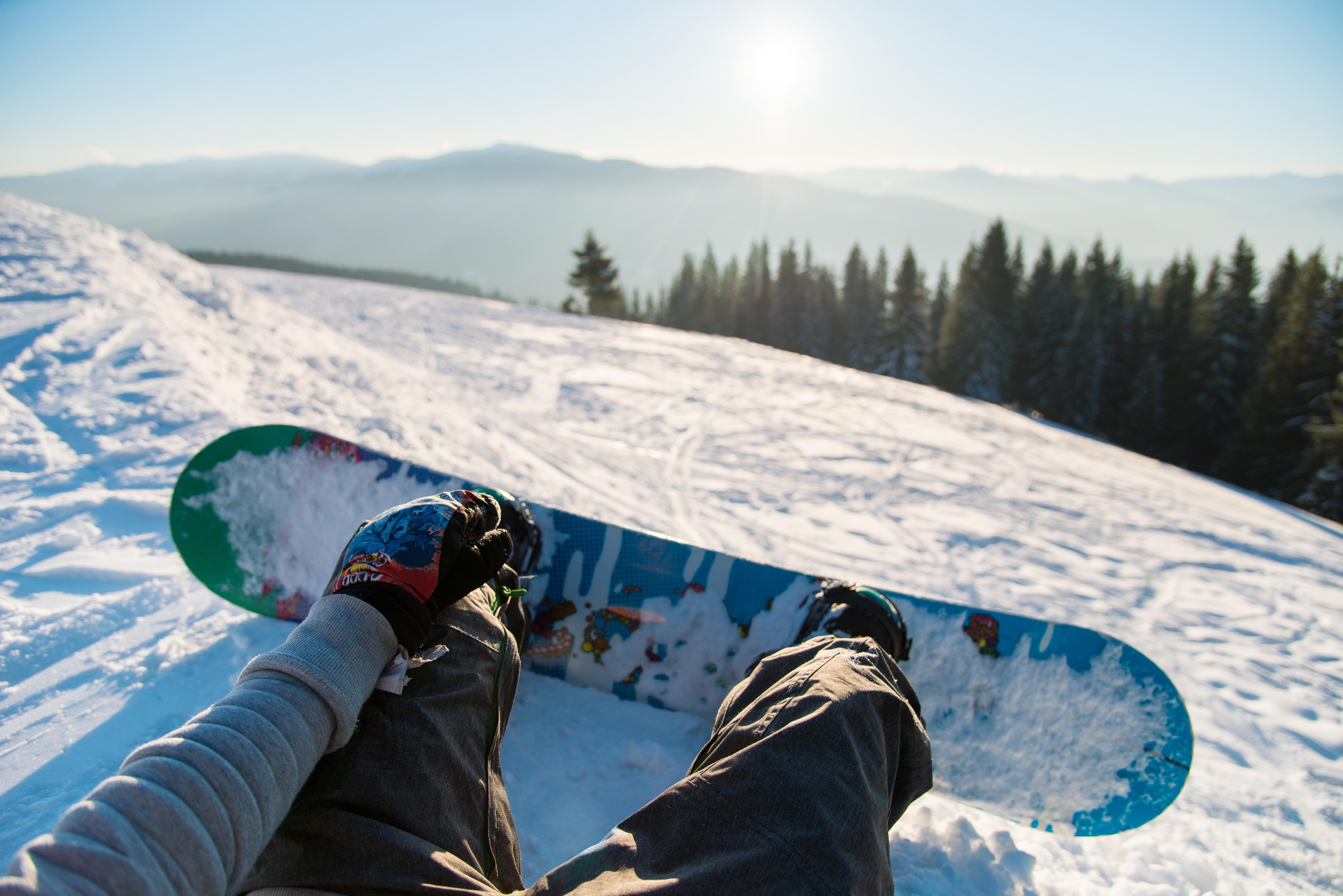 場 スキー 羽鳥 湖